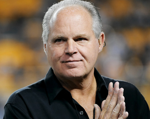 Rush Limbaugh's Rare TV Interview
