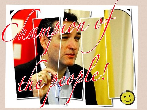 Ted Cruz , One Of Our Favorites – Full Keynote Speech -CPAC2013