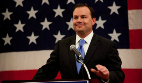 Utah senator Mike Lee Fights Against Gun Control