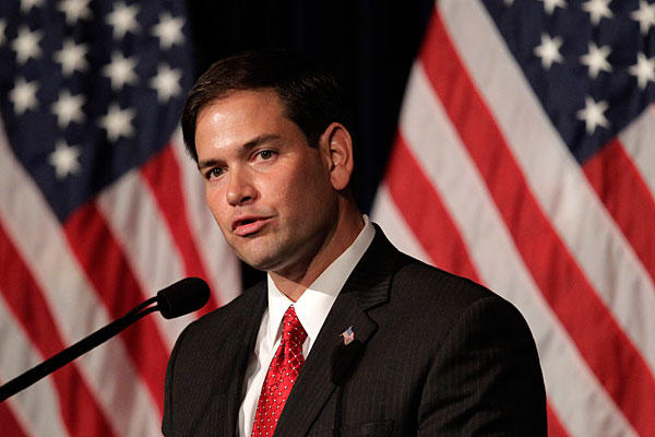 Senator Rubio on FOX News Sunday with Chris Wallace Talking Immigration & Gun Control