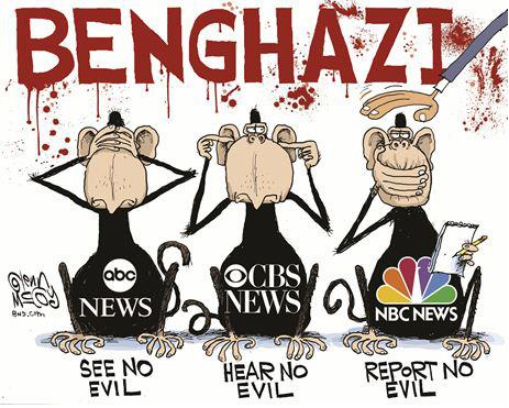 Stop Blaming Bush For Benghazi