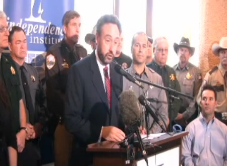 Sheriffs File Law Suit Against Anti-Gun Bills To Uphold The Constitution