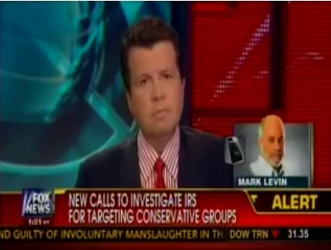 Mark Levin On Fox News – IRS Targeting Conservatives