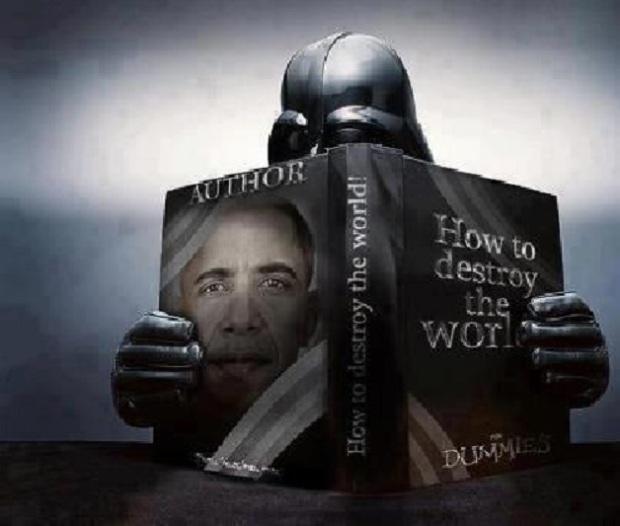 King Obama's War OnCapitalism