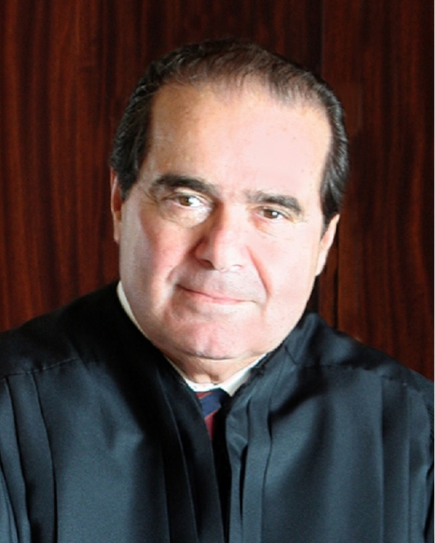 Justice Scalia-Defense of Marriage Act