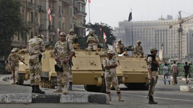 25 Egyptian Police Killed Execution-Style In Sinai Peninsula
