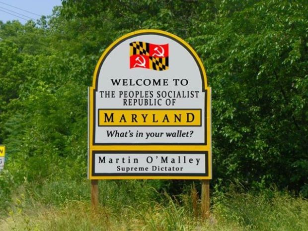 Maryland counties join movement to secede