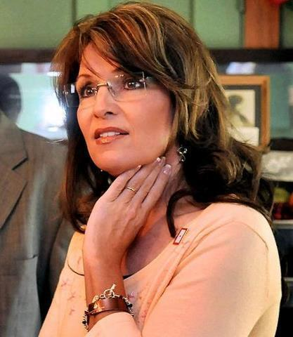 Sarah Palin- DHS Workers War On Whites