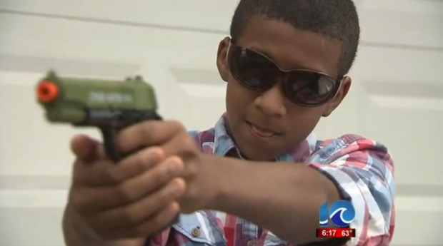 Virginia 7th Grader Suspended For Playing With A Toy Gun At Home