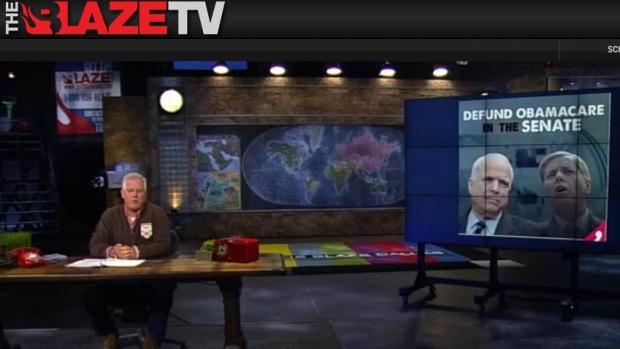 Glenn Beck Talks About Fighting The GOPEstablishment
