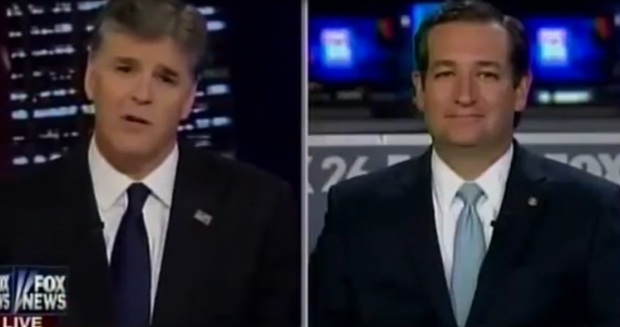 Sen. Ted Cruz on Hannity