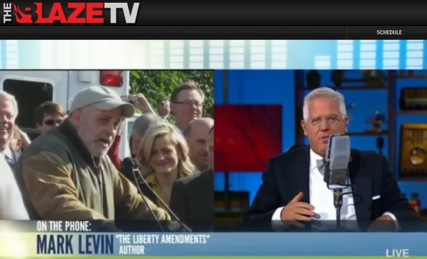 Mark Levin On The Glenn Beck Program