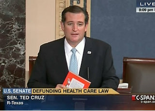 Ted Cruz Video – Make DC Listen