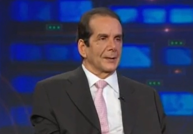 Krauthammer Praises the New Deal & Liberalism- Throws Cruz Under the Bus