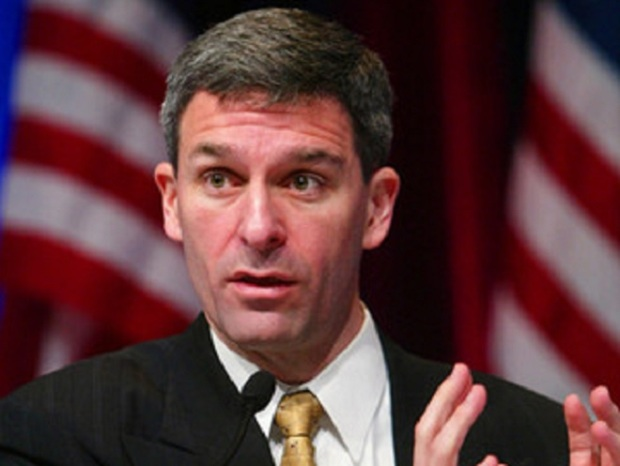 VA Attorney General Cuccinelli discusses the Government shutdown and Obamacare