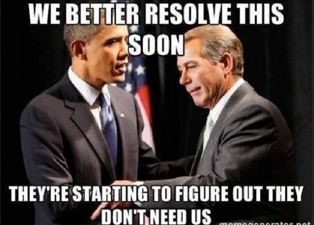 We don't need Your Big Stinking FederalGovernment