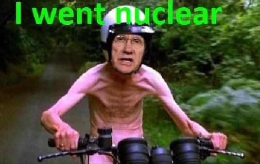Harry Reid's NuclearHypocrisy