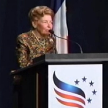 Phyllis Schlafly, Conservative Pioneer, Receives Award in Iowa