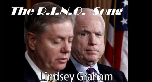 Rino Song – The Party Of Lincoln –Funny