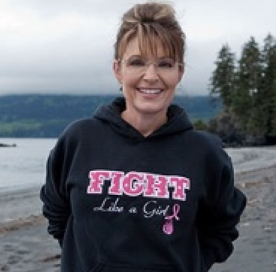 Sarah Palin's new book – Interview