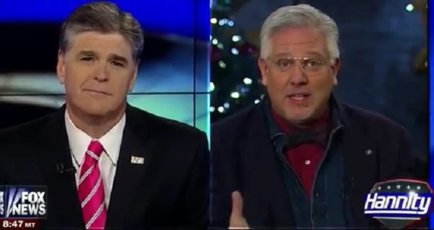 Glenn Beck & Sean Hannity Talk About The Progressive GOP Establishment