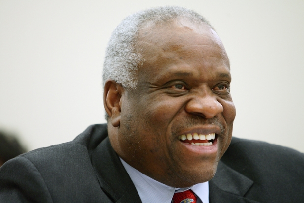 An Interview with Justice Clarence Thomas