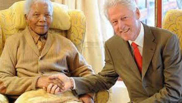 Bill Clinton: Mandela Helped Me Forgive GOP For Impeachment