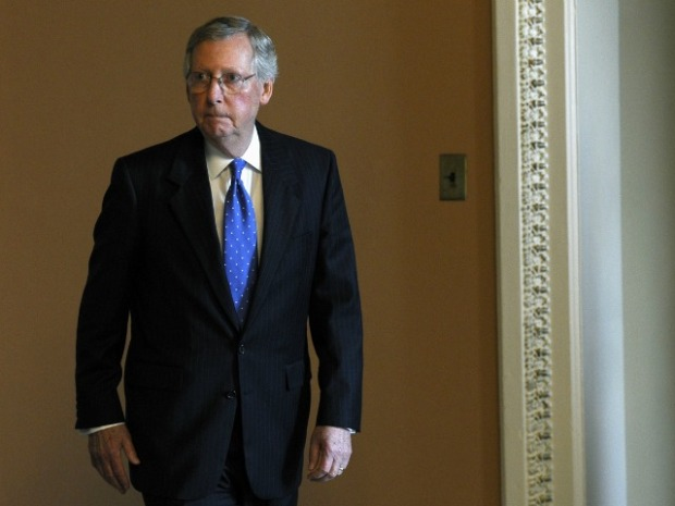 Mitch McConnell: Time for GOP establishment to stand up toconservatives