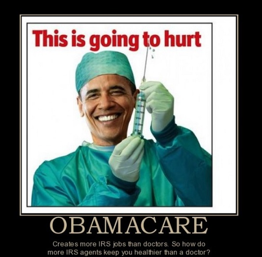 The Purpose of Obamacare is to Demonize and Bankrupt the Health Insurance Industry