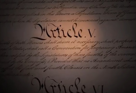 Article V – The Solution To Tyranny