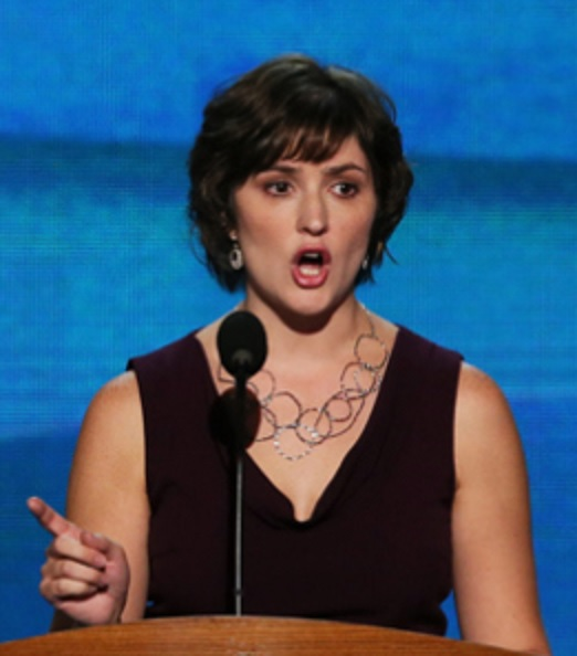 Slut, Sandra Fluke, Considers A Run For Henry Waxman's House Seat
