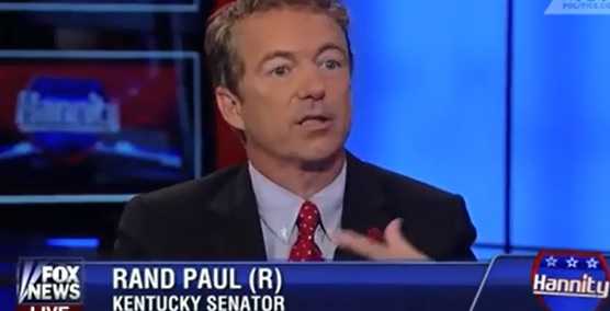 Sen. Rand Paul Is In Favor Of An Article V Convention Of States