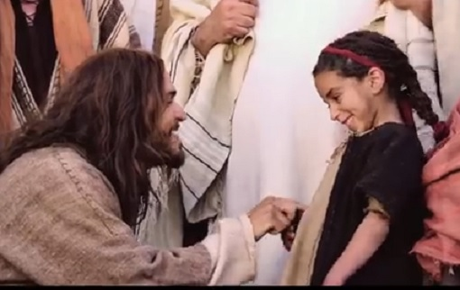 Son Of God Movie Opens Today- Trailer