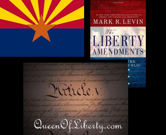 Arizona Debate And Discussion Over Article V Initiatives