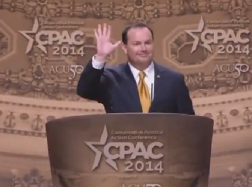Sen. Mike Lee – Full Speech From CPAC 2014
