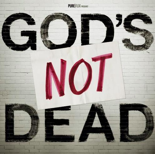 God's Not Dead Movie- Article & Trailer