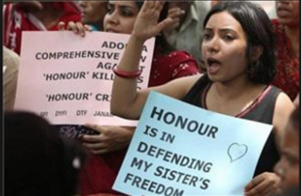 Honor Killing: Muslim 'slit wife's throat in front of their daughter,'