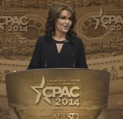 Our Kingmaker, Sarah Palin – Full CPAC Speech
