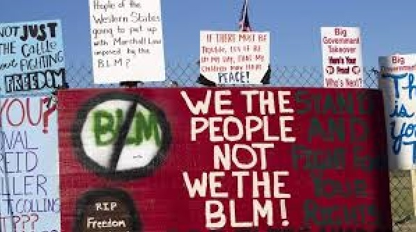 Home Video From Cliven Bundy's Ranch BLM Standoff