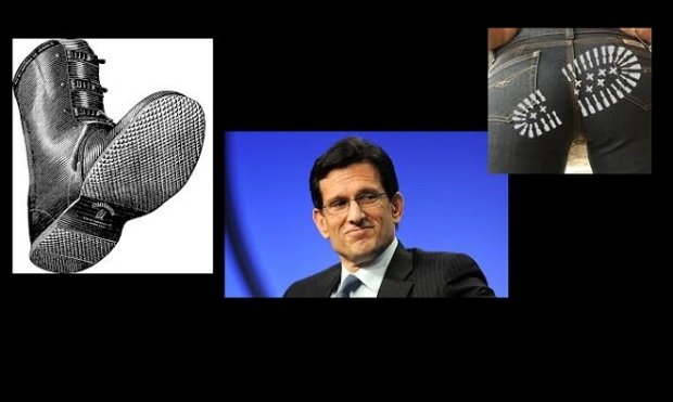 It's time For The Tea Party To Give Eric Cantor TheBoot