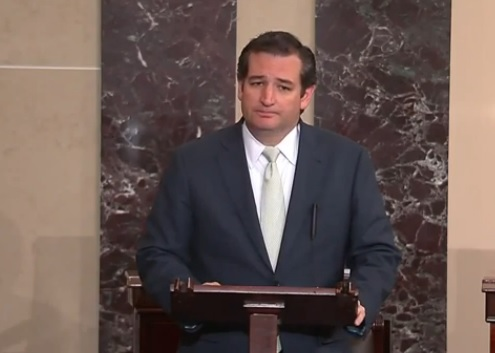 Sen. Ted Cruz Calls for Secretary Kerry's Resignation over Apartheid Comment Directed Towards Israel