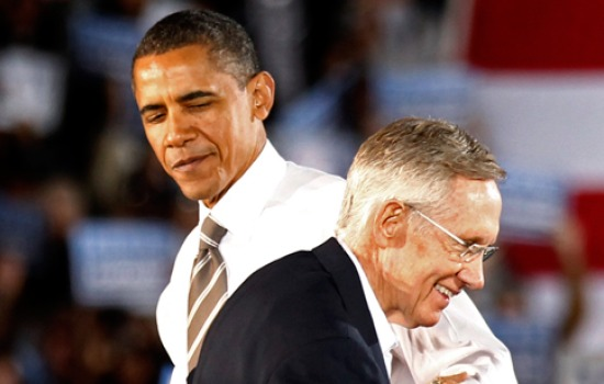 Obama and Reid's 'Koch Obsession' Must be Stopped –  Fighting to Restore a Free Society