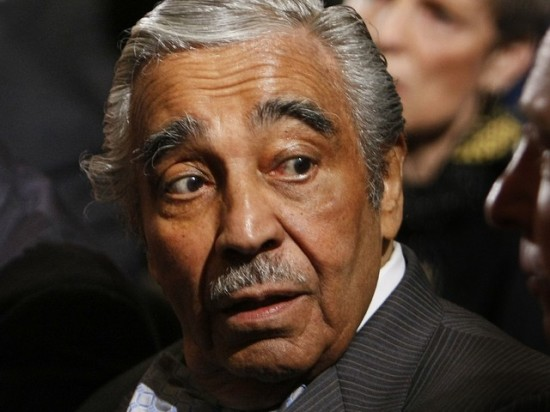 Rangel: Tea Party Does Not 'Believe the Union Won' Civil War