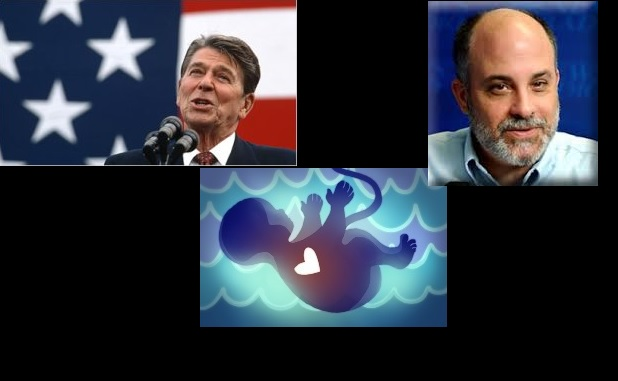 Mark Levin defends the pro-life movement