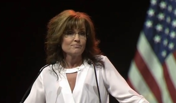 Sarah Palin Speaking at the 2014 Annual NRA Meeting