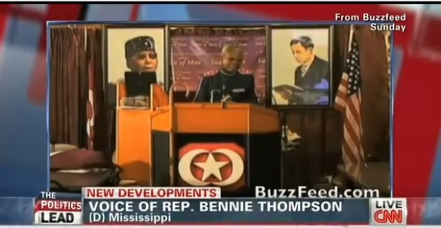 CNN's Tapper Spotlights Democratic Rep. Thompson's 'Uncle Tom' Blast at ClarenceThomas