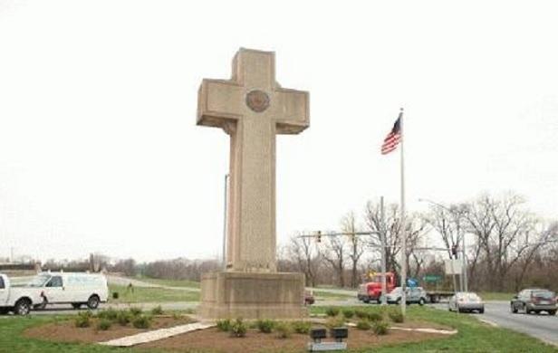 American Legion Seeks To Defend War MemorialCross