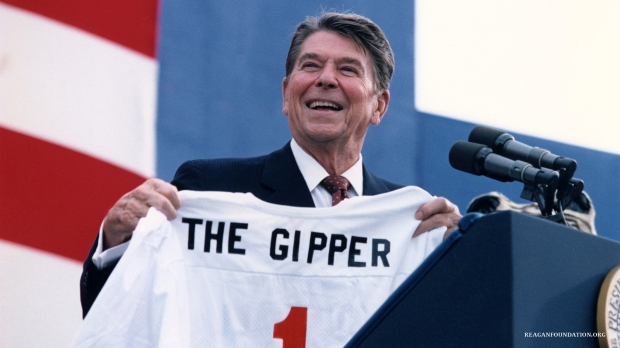 Reagan, A Man For AllTimes