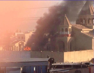 The new plight of Christians in Mosul