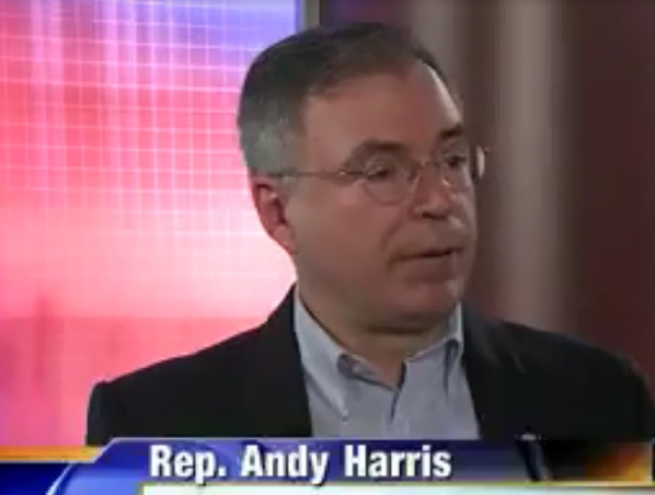 Rep. Andy Harris talks about Obama's Terrorist Swap